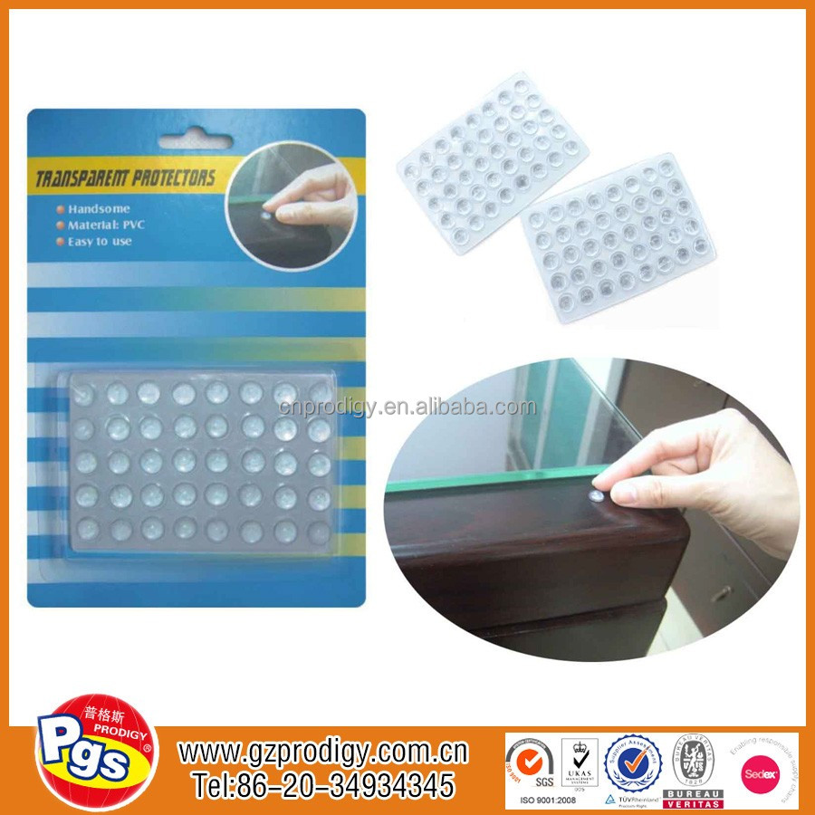 Glass Bumper Padclear Table Padadhesive Protective Pad Buy - Table pad manufacturers