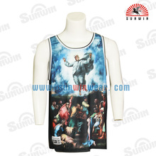 Fashion sublimation youth basketball uniform digital print basketball jersey design men's basketball wear