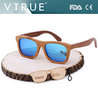Woodies Earth Panda bamboo sunglasses supplier besting bamboo glasses in China
