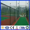 professional Galvanized chain link fence used for Tennis court
