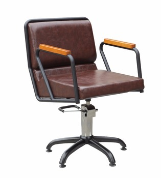 Antique Styling Chair Salon Hairdressing Furniture Equipment Manufacturer in Guangzhou