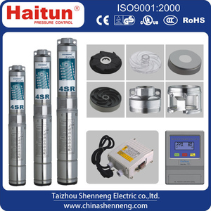 Deep Well Submersible Pump + Control Box 1 HP 110v 60hz