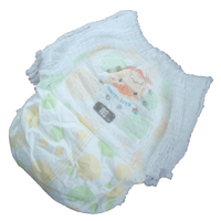 Cheap Price High Quality Disposable Adult Sized Baby Diaper Manufacturer from China