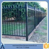 elegant look of wrought-iron fencing For industrial