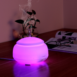 Essential Oil Diffuser 7 Colors LED Lights Ultrasonic Cool Mist Humidifier