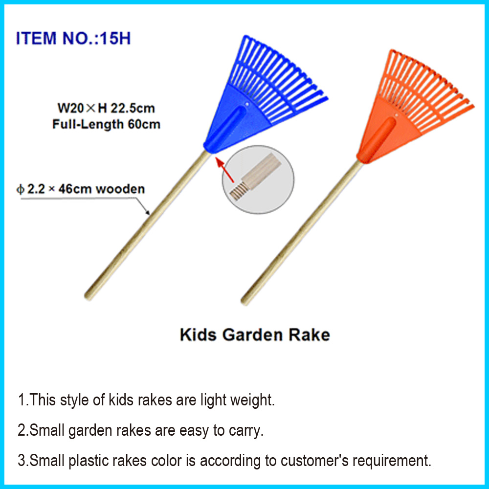 True Temper 23 In/ Small Garden Rakes Are Easy To Carry/ This Style Of Kids  Rakes Are Light Weight   Buy Shrub Rake,Leaf Plastic Rake,Hand Leaf Rakes  ...
