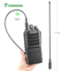 TS-Q2500 Best long range powerful 25W vhf walkie talkie with 30km range and 4000mah battery