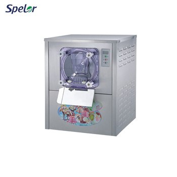 Ce Certification Commercial Hard Ice Cream Machine