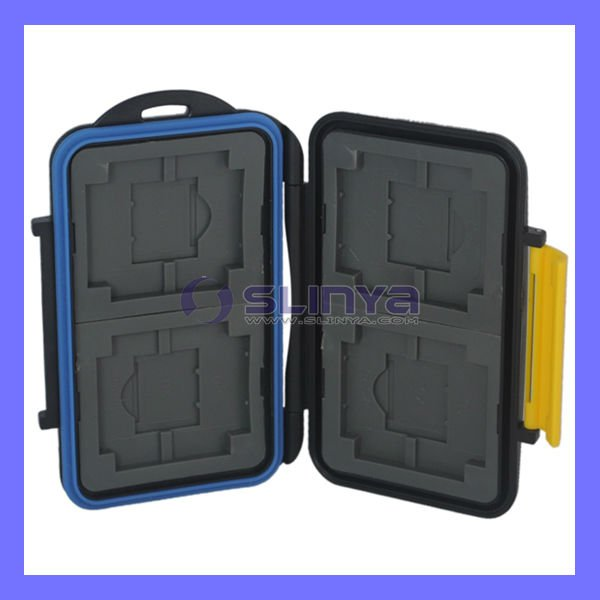 CF/SD/XD Memory Card Case Wallet Holder