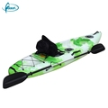Multifunctional kayak barato, cheap plastic fishing boat for sale, one person fishing boat