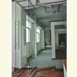 clear office partition for office workstations modular office divider for sale