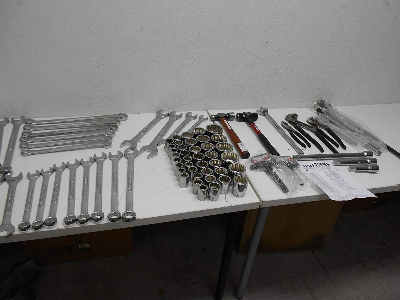 Craftsman 48856 78-Piece Heavy-Duty Ultimate PRO Mechanics Tool Set