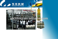 Automatic Palm/Olive Oil Filling Machine/Equipment