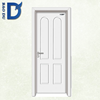 Cheap Interior White Pvc Bathroom Door Inner Door Design