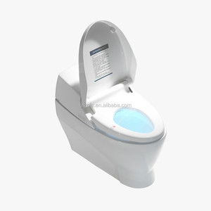 Gizo Lz-0702z Siphon Jet Flushing automatic toilet for RV/yacht/marine