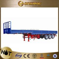 CIMC drop-side semi-trailer 50 ton tractor power steering kits