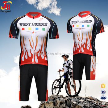2f3ec4ca2 2018 Custom Design Your Own Sublimation Printed Cycling Jerseys And Short  Cycling Suit