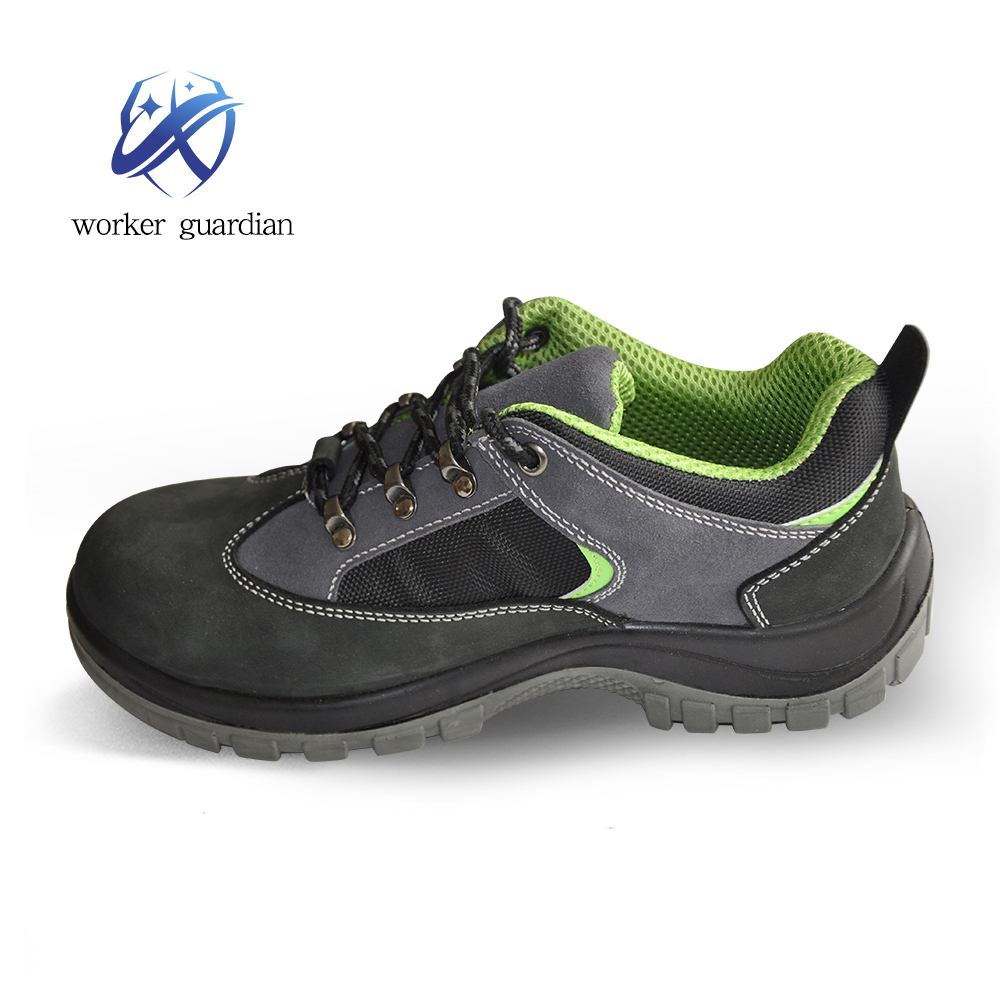 Chinese factory directly supply protective working shoes safety work boots safety shoes with CE SBP S1P