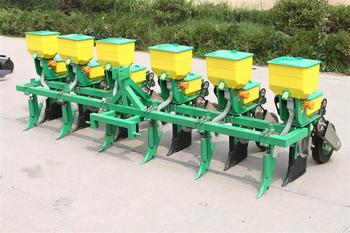 China Suppliers Compact Corn Seeding Machine 1 4 Row Corn Seeder For Walking Tractor Buy Compact Corn Seeding Machine 1 4 Row Corn Seeder For Walking Tractor Corn Soybean Planter Product On Alibaba Com