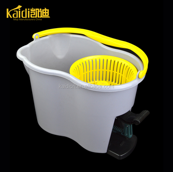 New hot selling 360 easy plastic magic spin mop