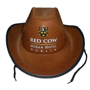 Lemmy Cowboy Leather Hat 7c9f0bf592eb