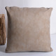 Hot sale 100% polyester faux fur soft pillow decorative cushion