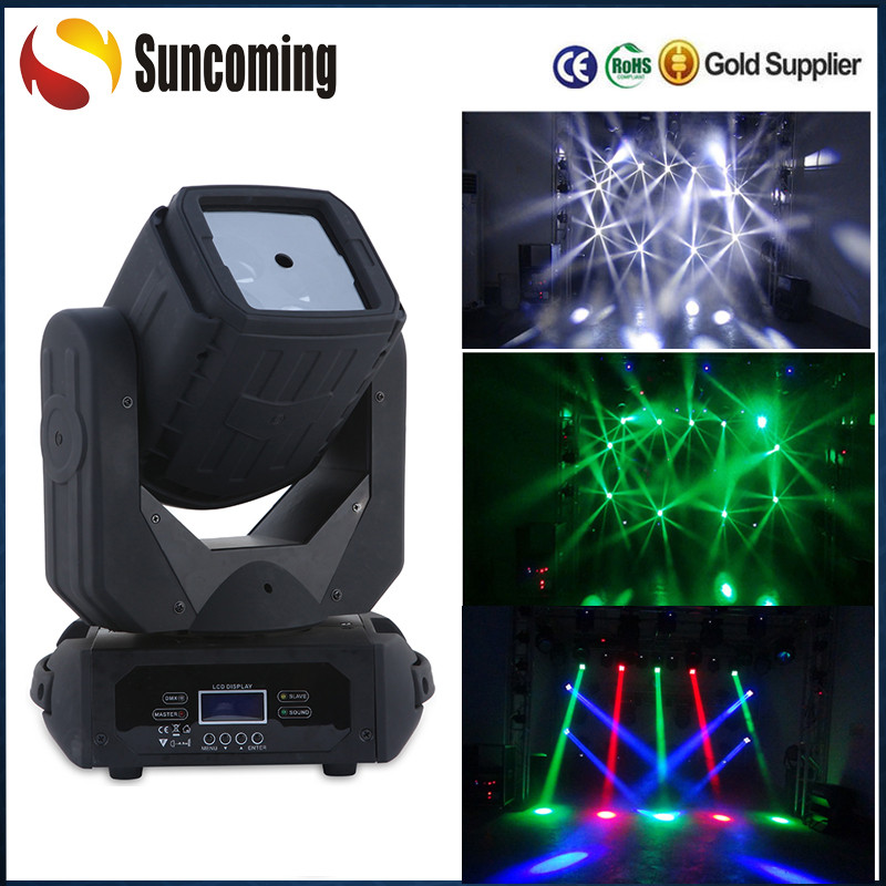 Hot Selling High Power 4 Lamps 25w Beam 4-in-1 Stage Led Moving Head Light