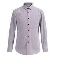 100% Casual Fashion Cotton Mens Shirts weeding dress 2015 men