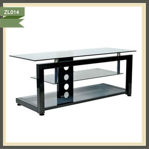modern tempered glass tv stand modern tv stand wall cabinet mdf high gloss tv stand