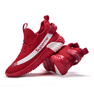 High Top Custom Cheap Trainer Men's Athletic Gym On Running Shoes Zapatos Yeezy