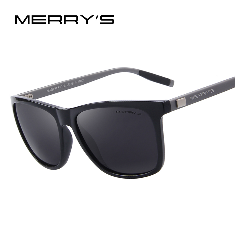 3902214d0e2e32 Rétro lunettes de soleil Unisexe Rétro En Aluminium Lunettes De Soleil  Polarisées Objectif Vintage Lunettes de