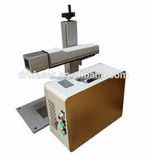 CAS /Max /Raycus/ IPG 20W fiber laser marking machine for metal,watches,camera,auto parts,buckles