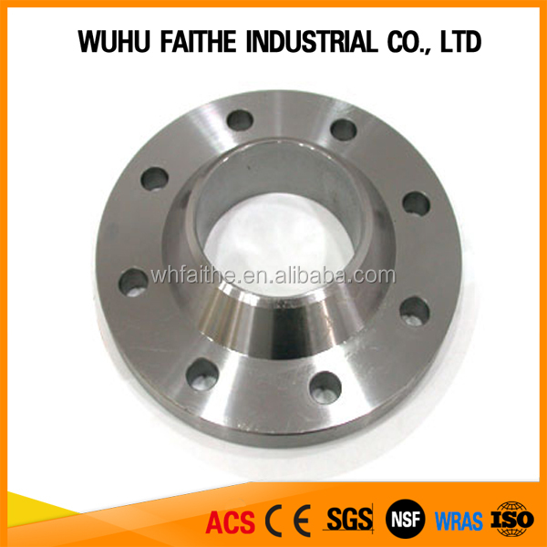 DN80 3 inch ANSI Rised Face Stainless Steel Flange Class900