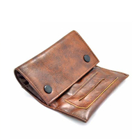 TOP-61013 Yiwu Jiju Unusual Leather Tobacco Pouch