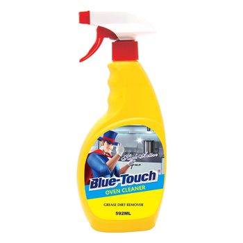 Blue-touch Biodegradable Degreaser Oven Cleaner With 20 Fl oz(592ml) - Buy  Kitchen Cleaner,Oven Cleaner With Trigger Spray,Kitchen Oven Cleaner