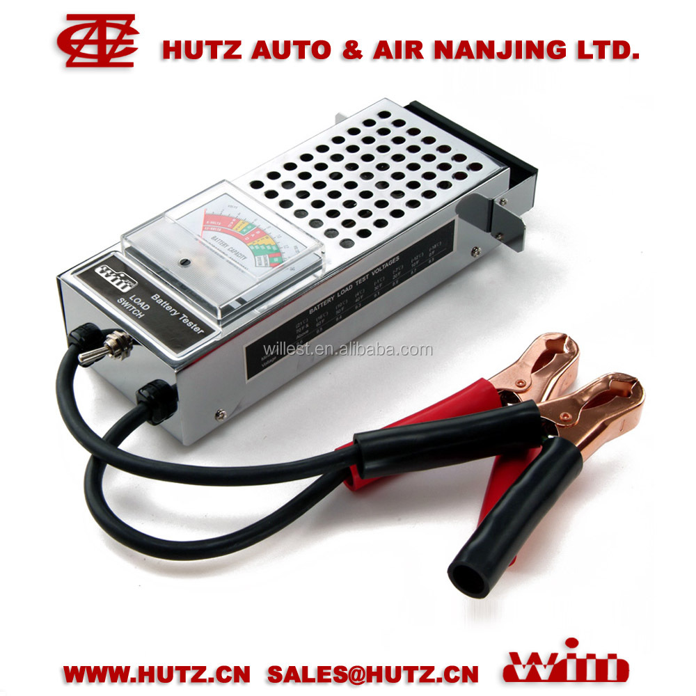 Car Battery Load Tester