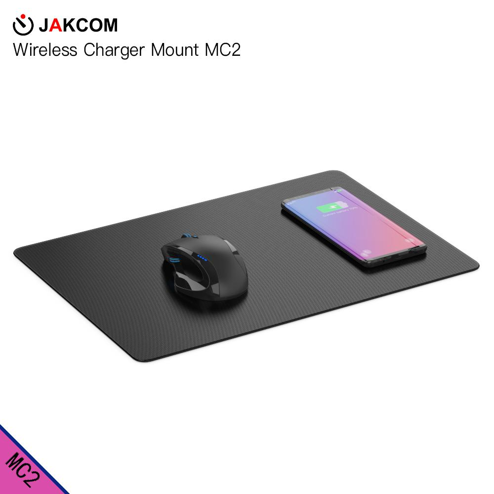 JAKCOM MC2 Wireless Mouse Pad Charger Hot sale with Mouse Pads as key pad hubbly bubbly led