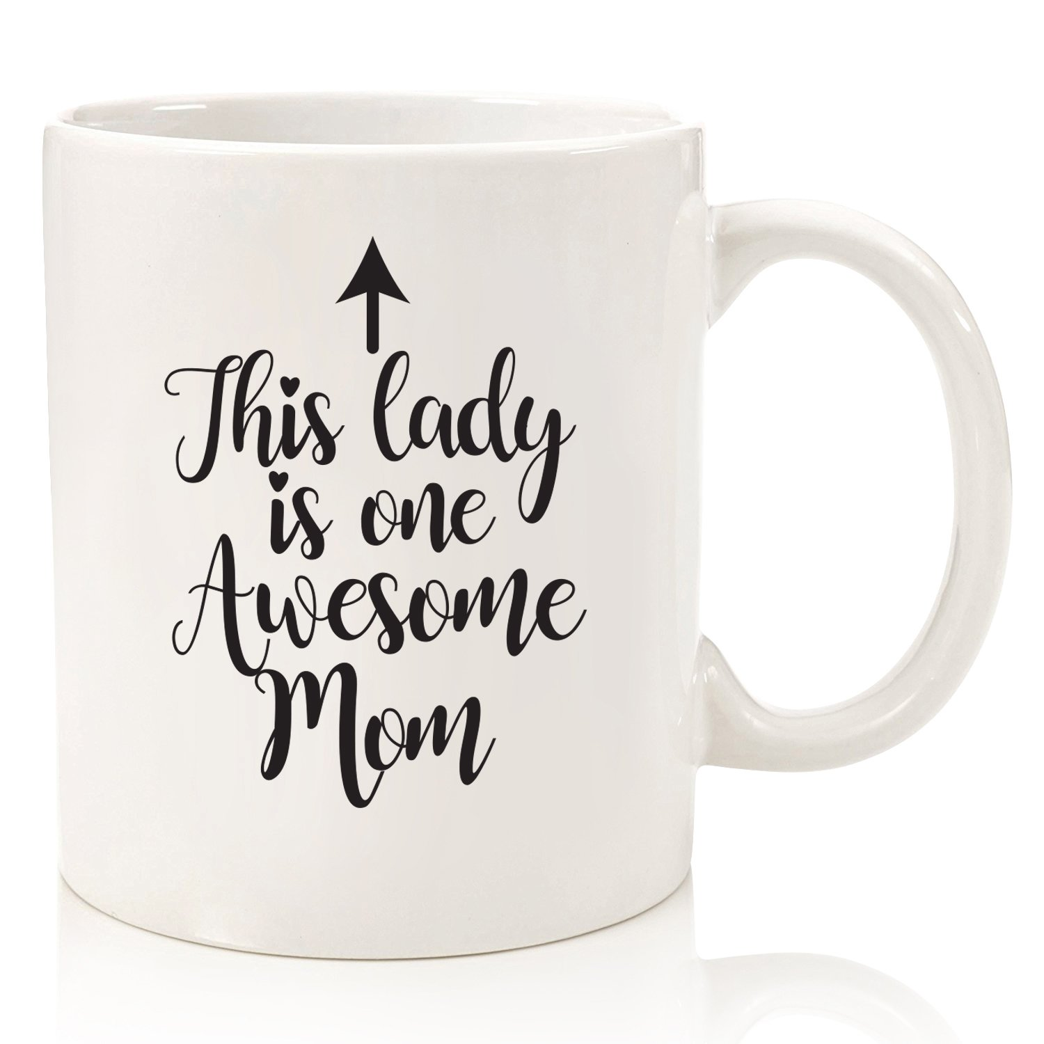 Get Quotations · One Awesome Mom Funny Coffee Mug - Best Birthday Gifts For Mom, Women - Unique
