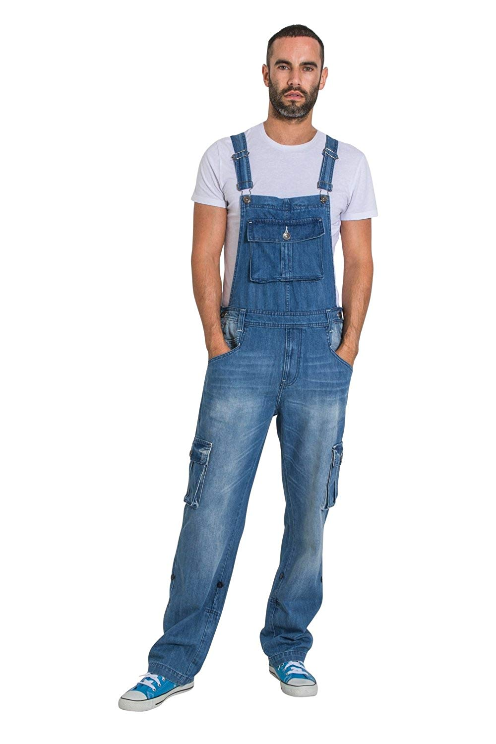 Dump fat in overalls thomas anal