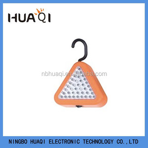 plasitc triangle 33 LED working light