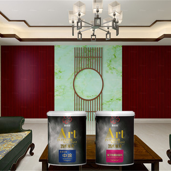waterproof texture paint price marble effect interior art wall