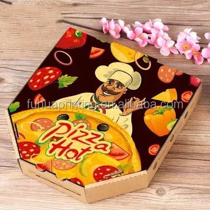 Pizza Box Design, Pizza Box Design Suppliers and Manufacturers at ...