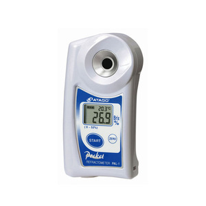 Nade Portable Digital honey refractometer (Atago brix refractometer) PAL-1 hand held auto refractometer