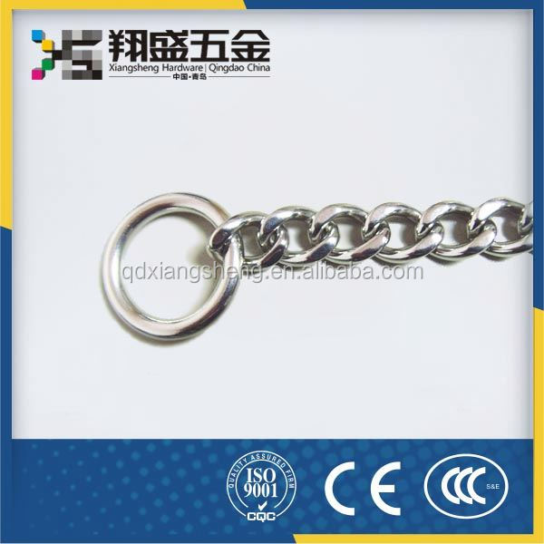 Pet Dog Iron Link Chain