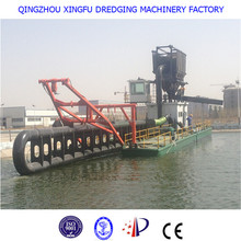 River sand pumping dredger machine made in China