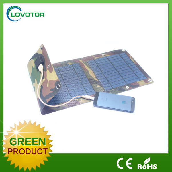 Young people loved outdoor power supply waterproof solar charger for mobile phone