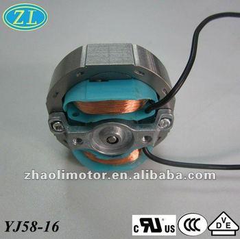 115v ac motor low rpm motors small electric fan motor for Low rpm ac electric motor