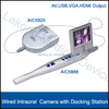 Wired/Wireless Intraoral Camera with Docking Station