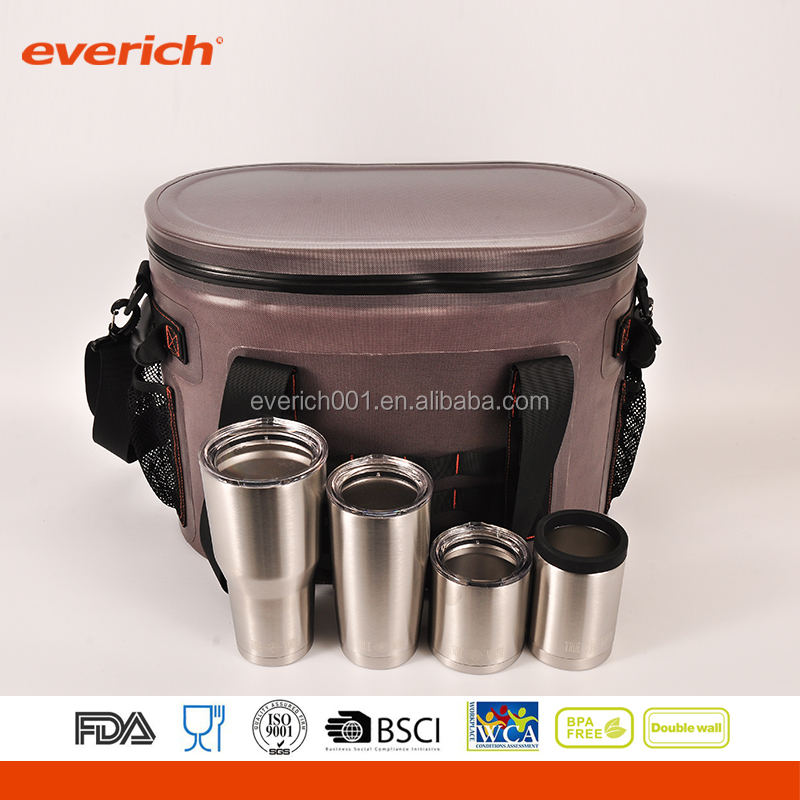 Everich Outdoor Protable Waterproof Thermal Soft Cooler Bag