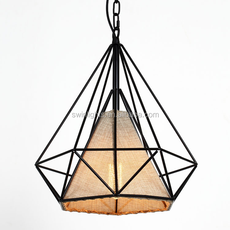 Simple creative style <strong>modern</strong> iron dining pendant lamp,industrial light lamp